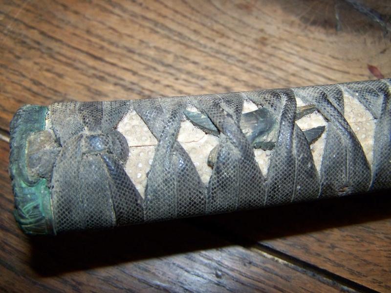 sabre japonais  00610
