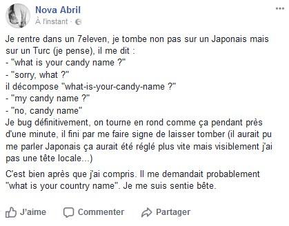 Facebook de Nova Abril Nbnb1111