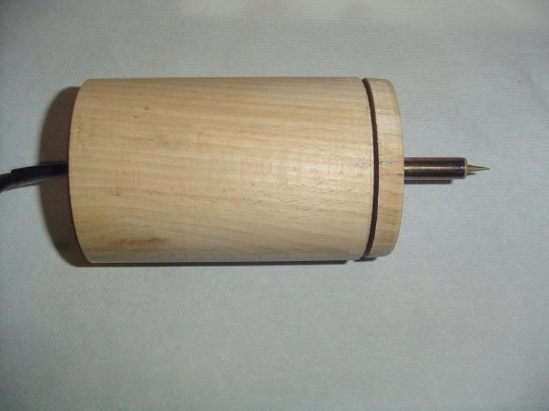 Essai de pyrogravure sur cnc6040 510