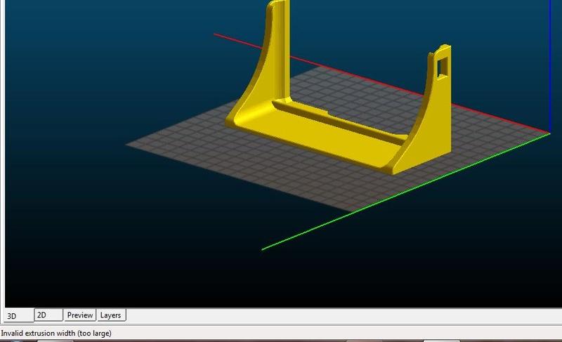[TUTO impression 3D] Utiliser les modifiers avec slic3r Captur28