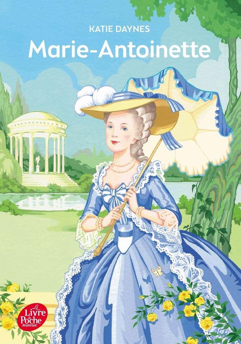 MARIE ANTOINETTE : Livres pour la jeunesse 81-qze10