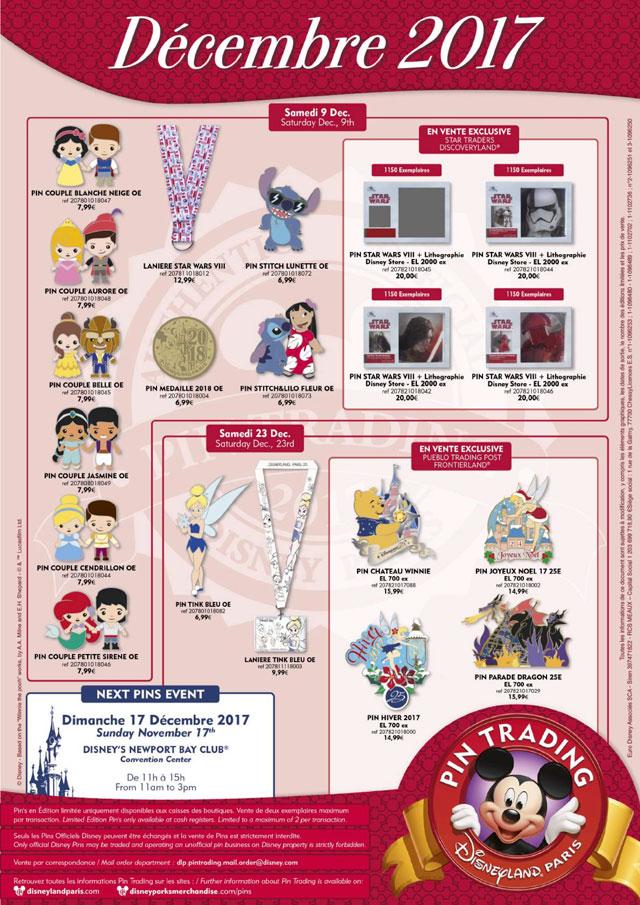Le Pin Trading à Disneyland Paris - Page 37 Pins1710