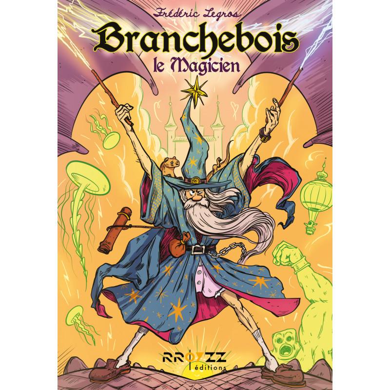 BrancheBois le Magicien Branch11