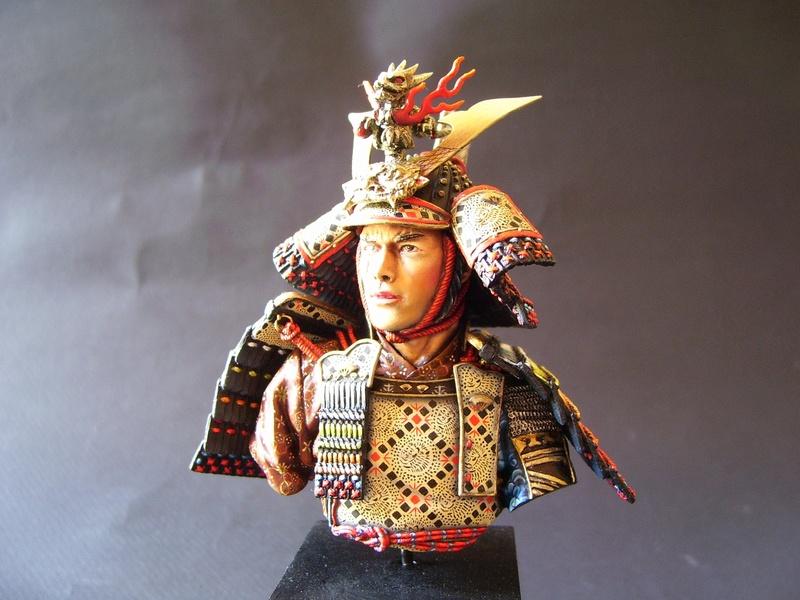 archer samouraï juste un buste 100_0211