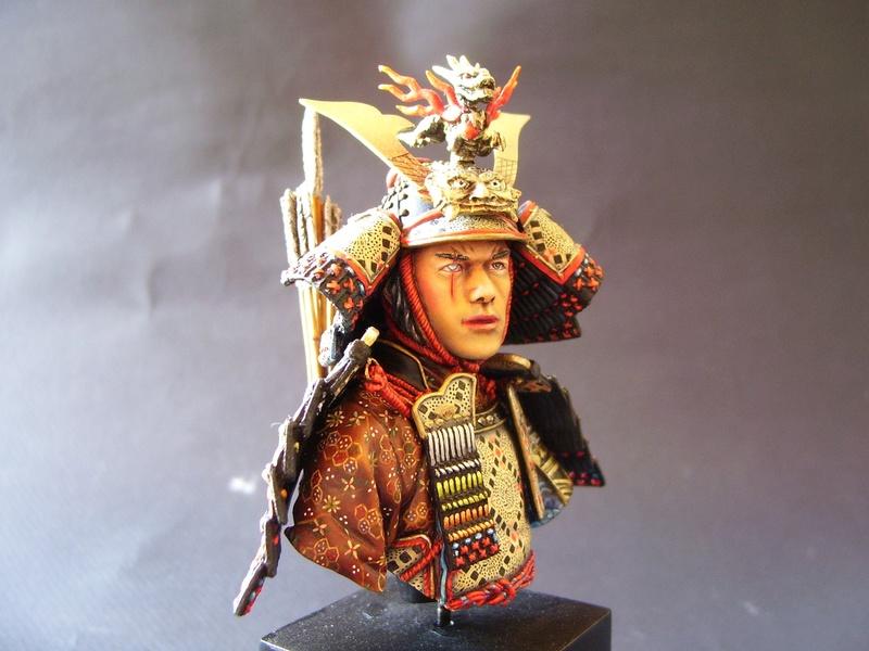 archer samouraï juste un buste 100_0214