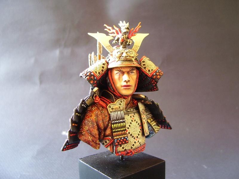 archer samouraï juste un buste 100_0215