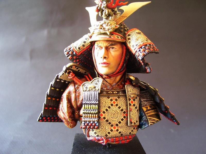 archer samouraï juste un buste 100_0216