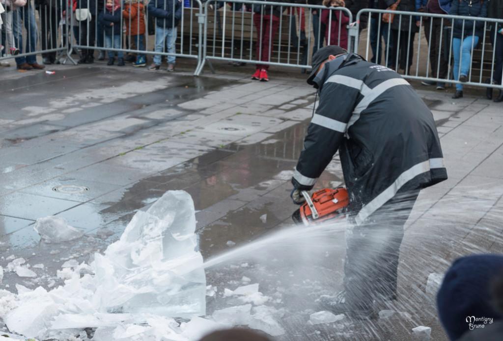 Sculpture sur glace Calais  _dsc7320