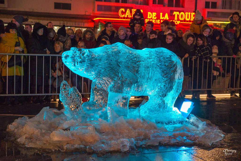 Sculpture sur glace Calais  _dsc7321
