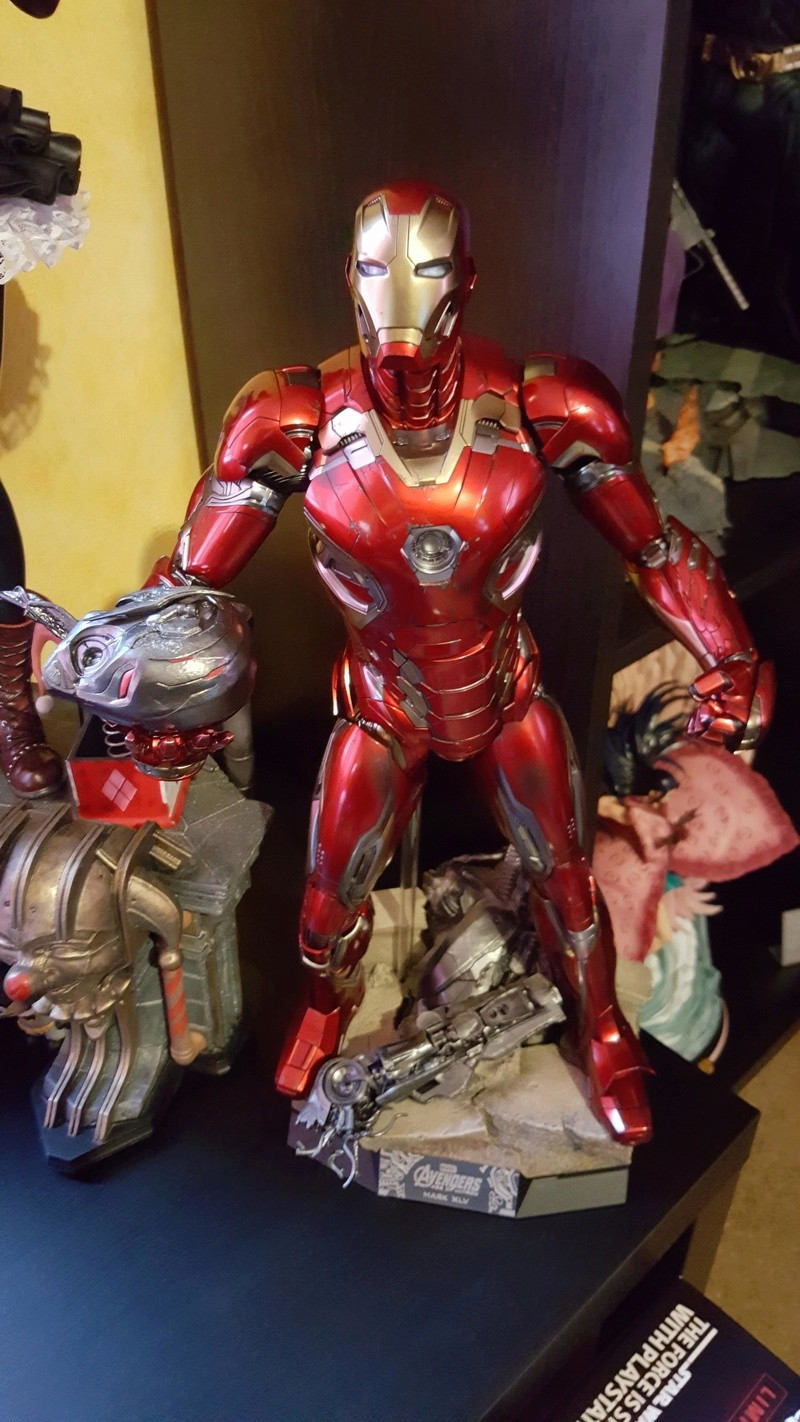Collection n°233 :yan67(Partie 4) news statues, consoles, lego p10 : 10/01/2021 Iron_m11