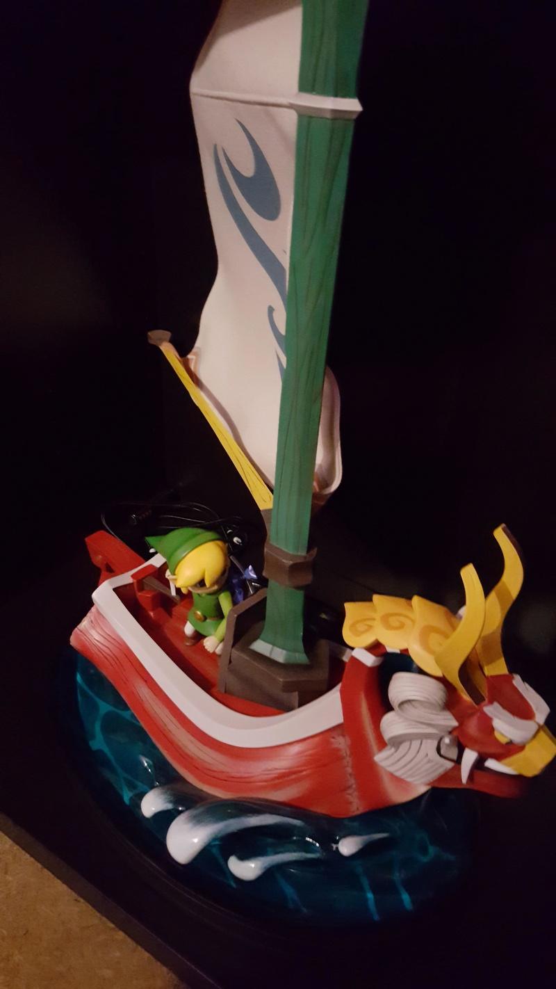 Collection n°233 :yan67(Partie 4) news statues, consoles, lego p10 : 10/01/2021 Zelda311