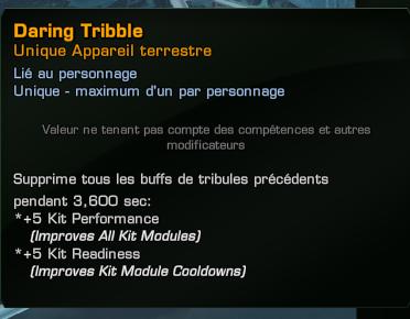 [Daring Tribble] pour Kit Daring10