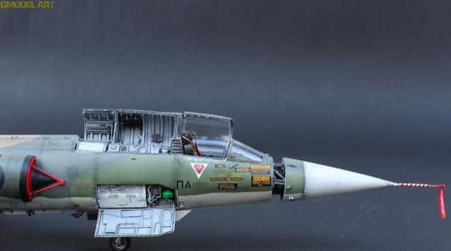F 104 G Starfighter par  Fotis MATSAGOURAS Captu115