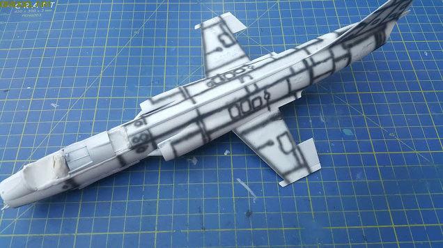 F 104 G Starfighter par  Fotis MATSAGOURAS Captu244