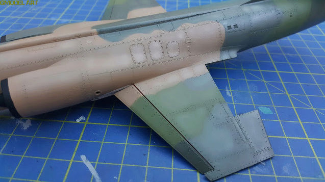 F 104 G Starfighter par  Fotis MATSAGOURAS Captu246
