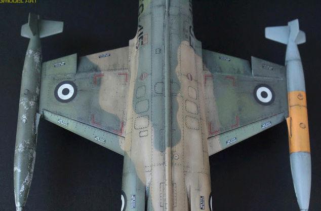 F 104 G Starfighter par  Fotis MATSAGOURAS Captu249