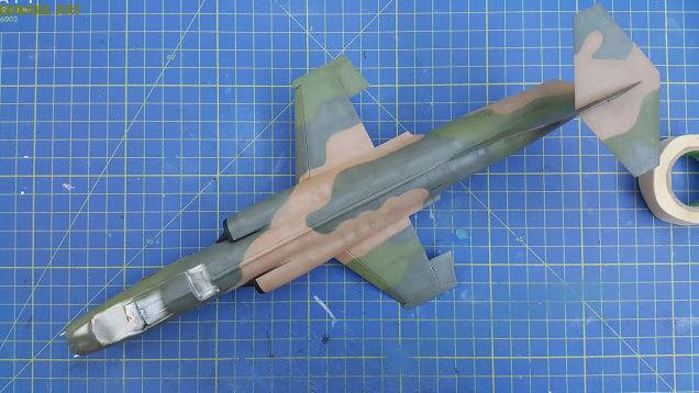 F 104 G Starfighter par  Fotis MATSAGOURAS Captu250