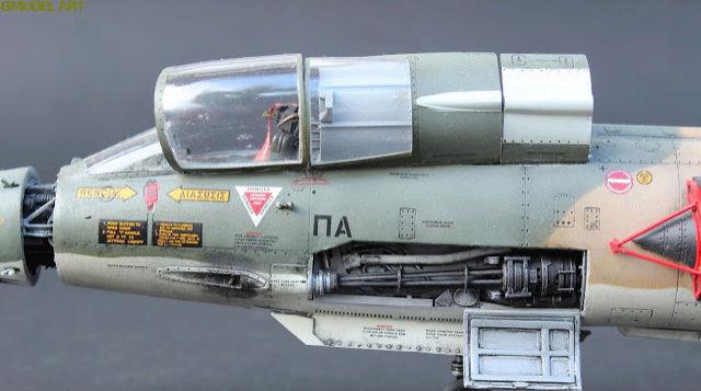 F 104 G Starfighter par  Fotis MATSAGOURAS Captu252