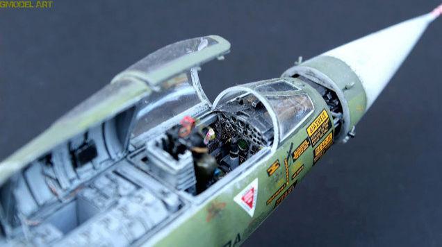 F 104 G Starfighter par  Fotis MATSAGOURAS Captu253