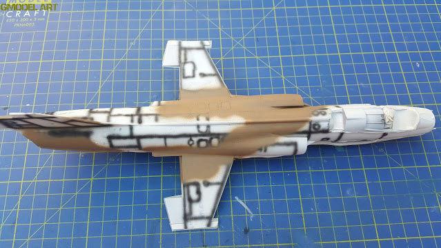 F 104 G Starfighter par  Fotis MATSAGOURAS Captu255