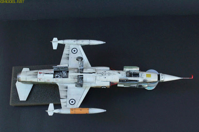 F 104 G Starfighter par  Fotis MATSAGOURAS Captu258