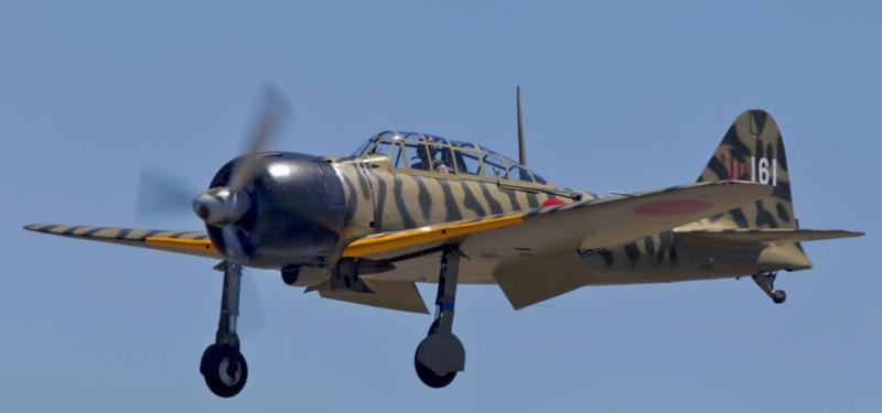 A6M2 Zéro et tous les autres z'éros de J.C Captu291