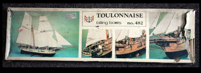 La Toulonnaise de BillingBoat Captu493