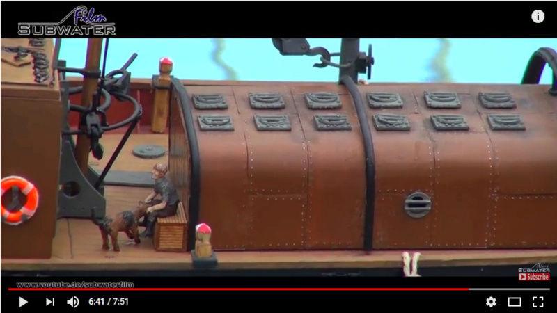 Imara  remorqueur à vapeur  Captu541