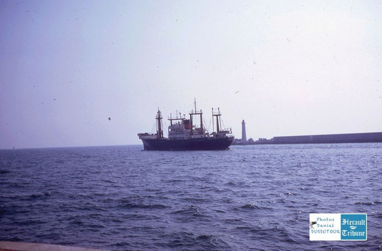 Cargo Notre Dame d'Afrique Captu570
