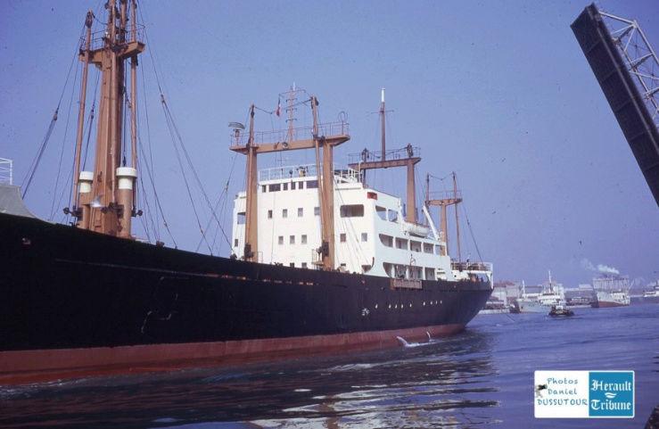 Cargo Notre Dame d'Afrique Captu575