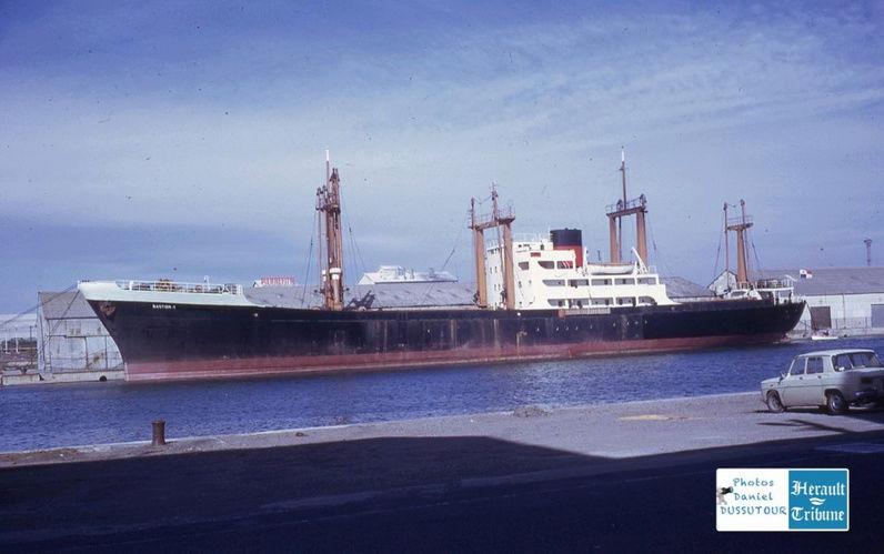 Cargo Notre Dame d'Afrique Captu576