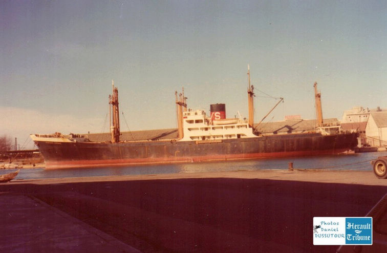 Cargo Notre Dame d'Afrique Captu577