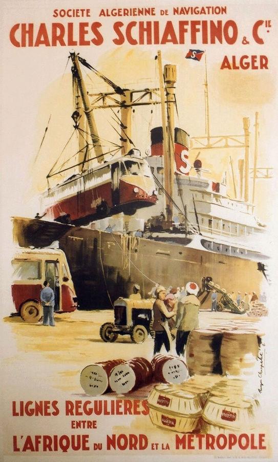 Cargo Notre Dame d'Afrique Captu583