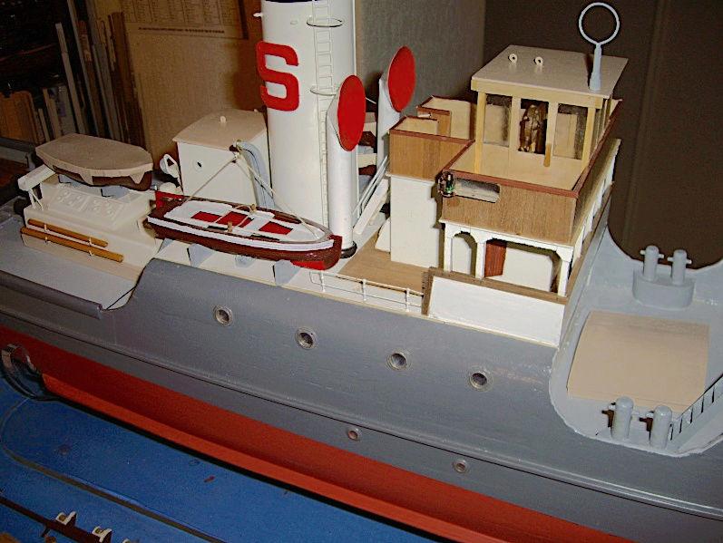 Remorqueur le Saint Charles Captu651