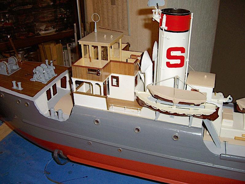 Remorqueur le Saint Charles Captu656