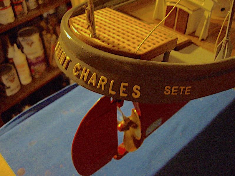 Remorqueur le Saint Charles Captu665