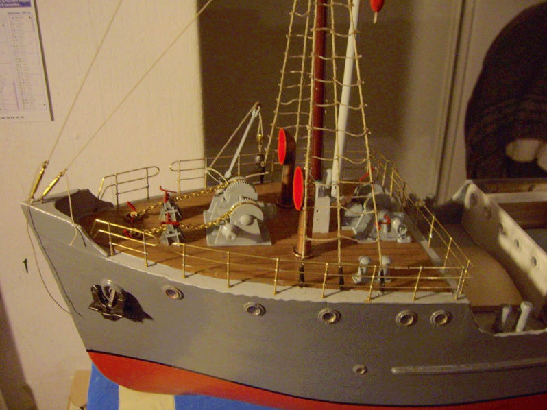 Remorqueur le Saint Charles Captu666