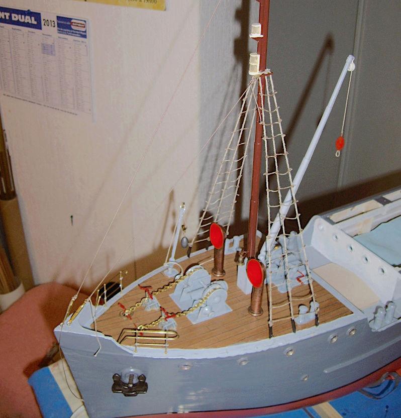 Remorqueur le Saint Charles Captu671