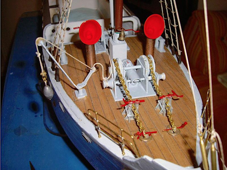 Remorqueur le Saint Charles Captu672