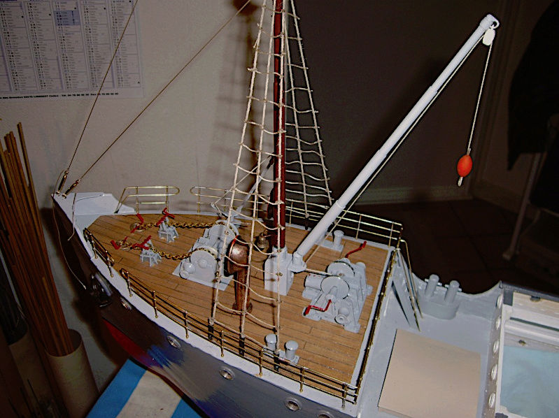 Remorqueur le Saint Charles Captu675
