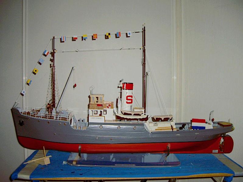 Remorqueur le Saint Charles Captu689