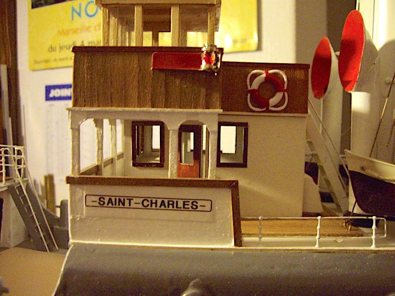 Remorqueur le Saint Charles Captu694