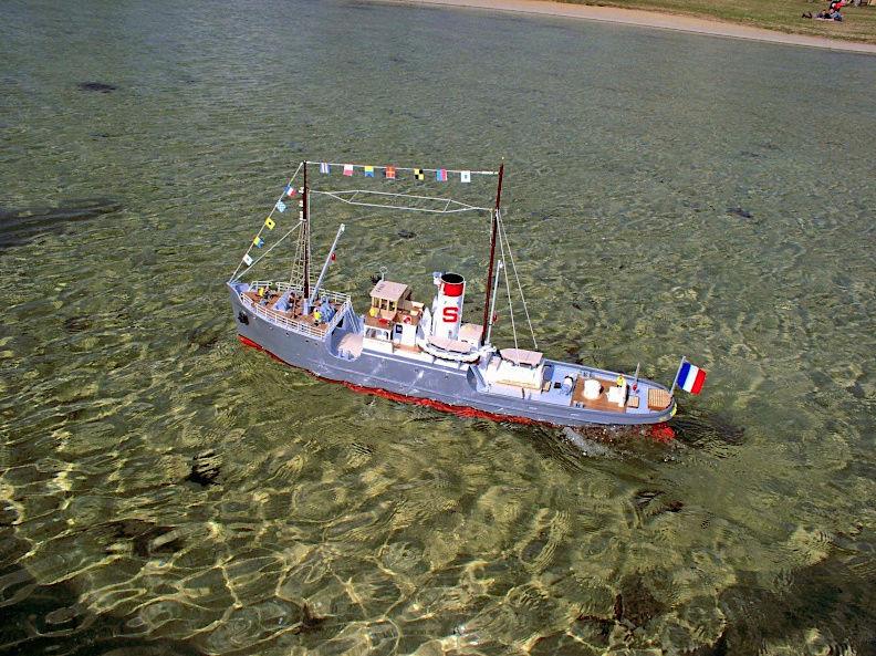 Remorqueur le Saint Charles Captu700
