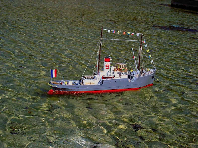 Remorqueur le Saint Charles Captu704