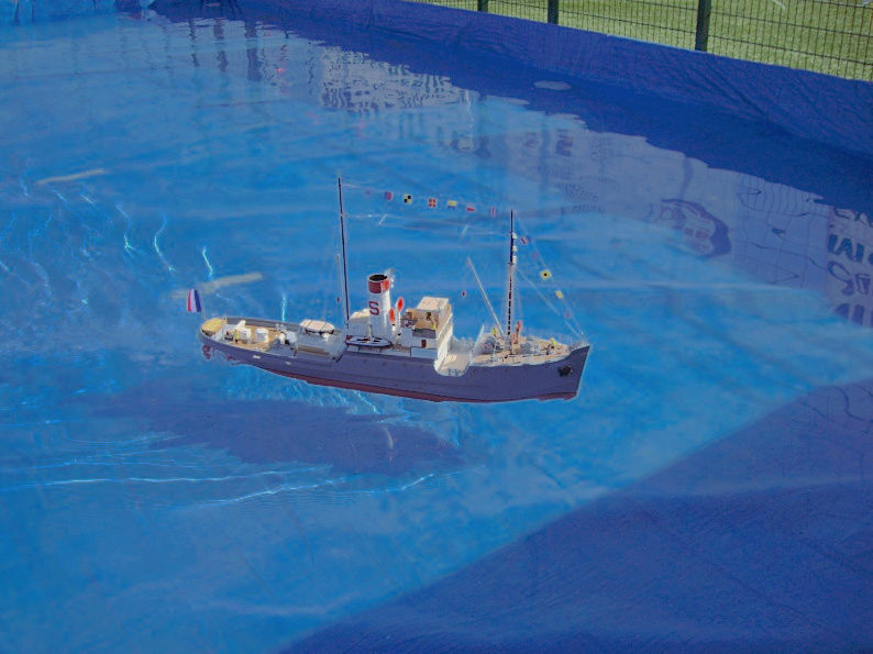 Remorqueur le Saint Charles Captu705
