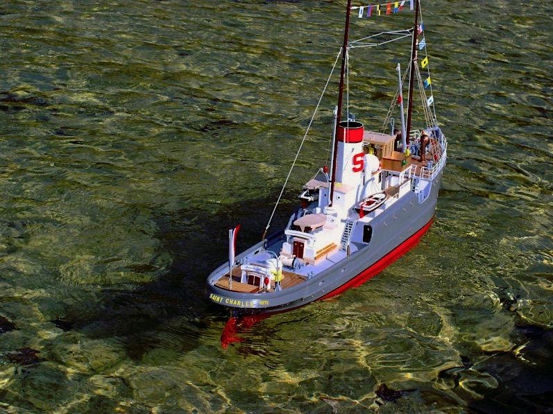 Remorqueur le Saint Charles Captu707