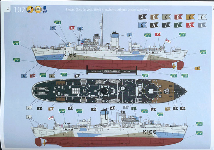Montage RC / Revell Flower Class H.M.C.S. Snowberry 1/72 - Page 2 Captu831