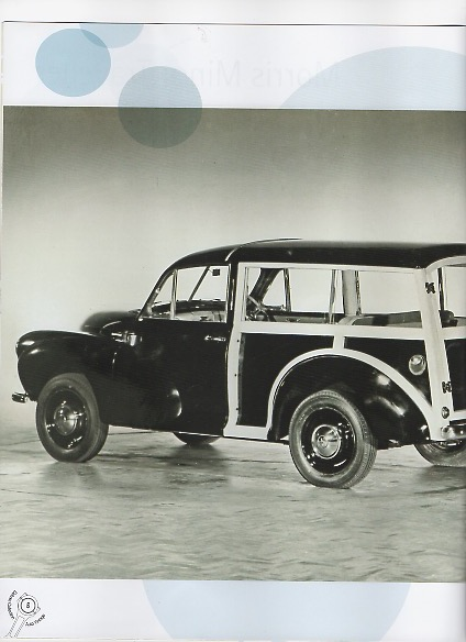 Auto Vintage 1/24 ° - Page 4 Moriss11