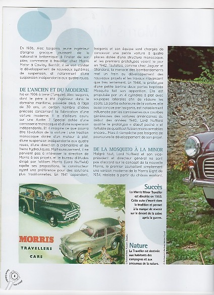 Auto Vintage 1/24 ° - Page 4 Moriss15