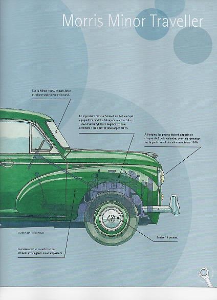 Auto Vintage 1/24 ° - Page 4 Moriss17